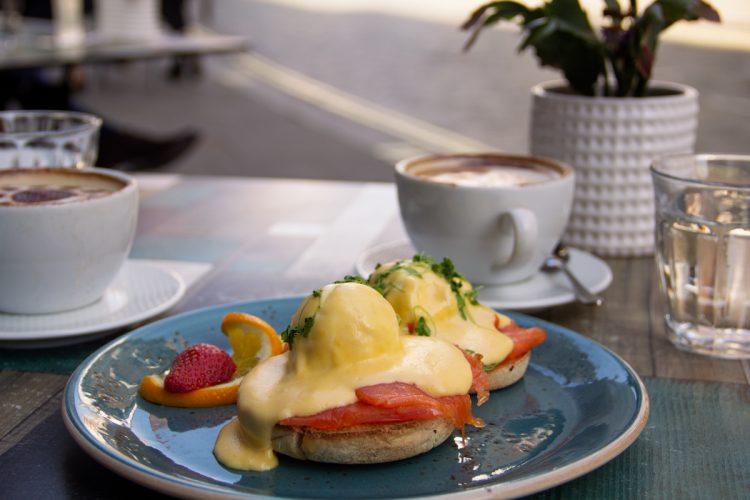 Breakfast on Marylebone Lane