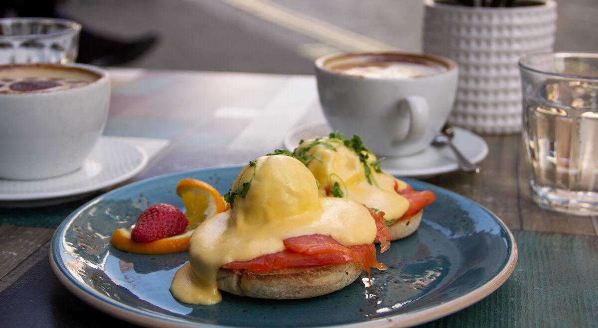 Hot Breakfast Menu - 28 50 Marylebone