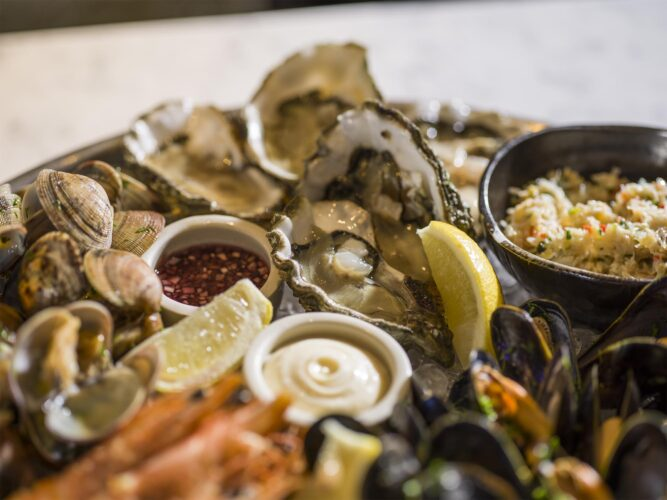 Seafood Sharing Platter is back