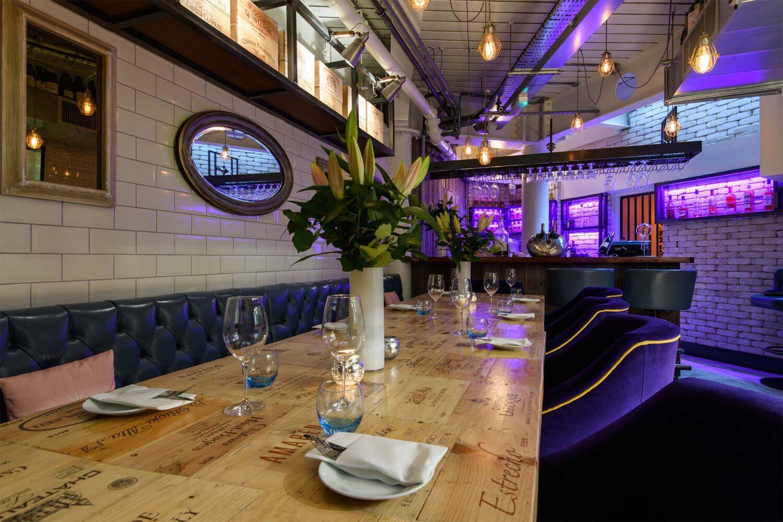Private Dining - 28 50 Marylebone