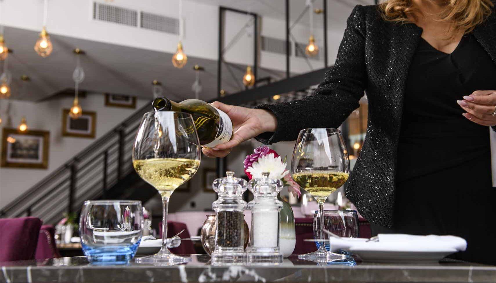 28°-50° Wine Tasting - 28 50 Marylebone