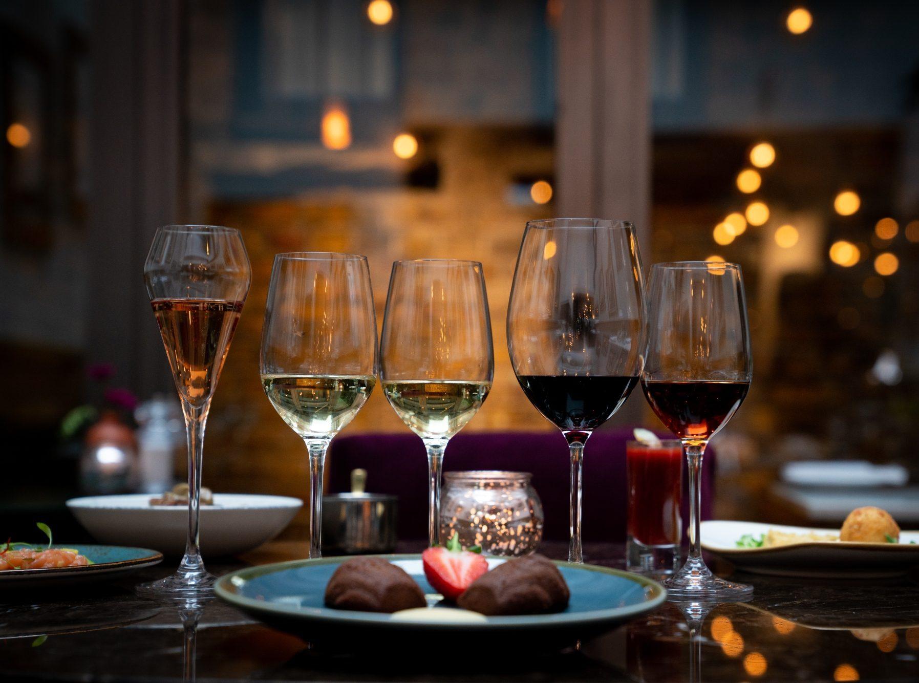 Winemakers Afternoon Tea - 28 50 Marylebone